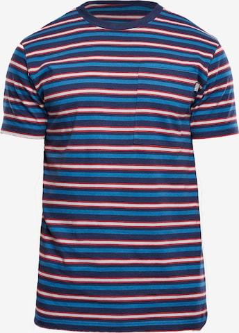 Urban Classics Big & Tall Shirt in Blue