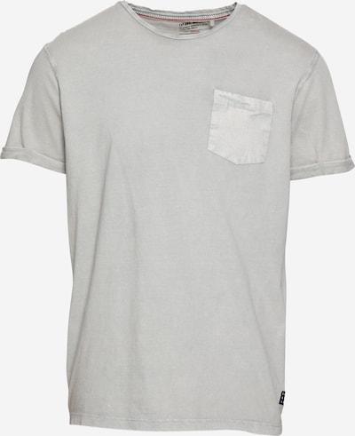BLEND T-Shirt in hellgrau, Produktansicht