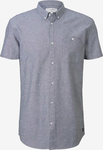TOM TAILOR DENIM Hemd in Blau