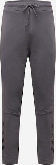 Hummel Sportbroek in de kleur Grijs gemêleerd, Productweergave