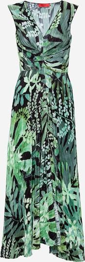 MAX&Co. Рокля 'PADRINO' в киви / пастелно зелено / тъмнозелено / черно, Преглед на продукта