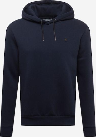 No Excess Sweatshirt in nachtblau, Produktansicht
