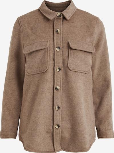 OBJECT Tussenjas in de kleur Bruin, Productweergave