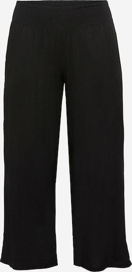 Pantaloni SHEEGO pe negru, Vizualizare produs
