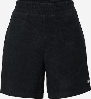 Gilly Hicks Панталон пижама 'HAPPY' в черно