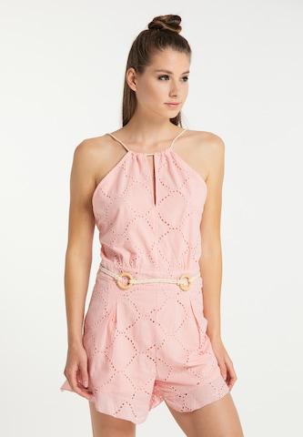 MYMO Jumper in Pink