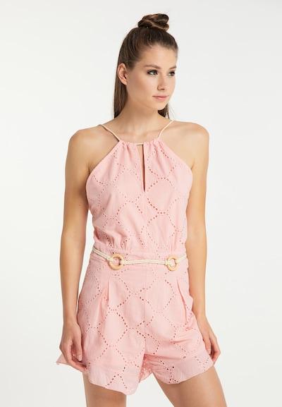 MYMO Combinaison en rose clair, Vue avec modèle