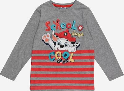 PAW Patrol Camiseta en turquesa / gris moteado / rojo fuego / negro / blanco, Vista del producto