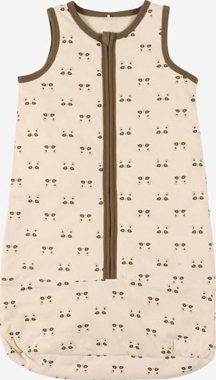 NAME IT Schlafsack 'ODOT' in beige / schlammfarben, Produktansicht