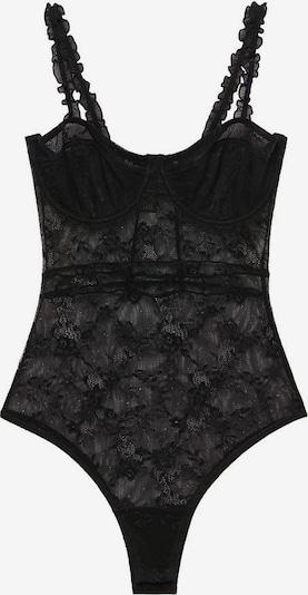MANGO Body 'Alba' in schwarz, Produktansicht