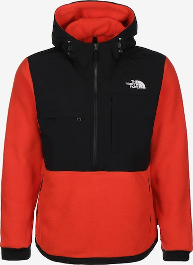 THE NORTH FACE Fleece jas in de kleur Rood / Zwart, Productweergave