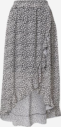 Hailys Jupe 'Allison' en rose / noir / blanc, Vue avec produit