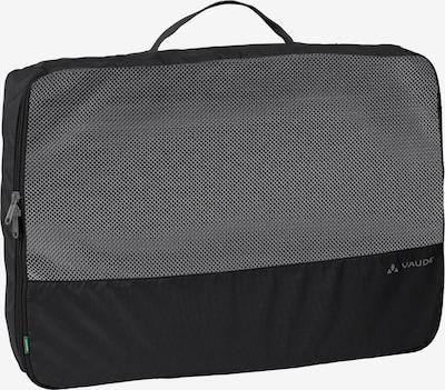 VAUDE Kleidersack 'Trip Box L' in dunkelgrau / schwarz, Produktansicht