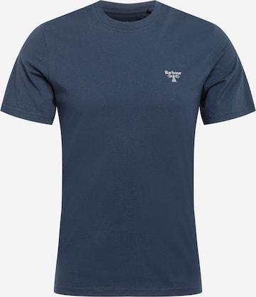 T-Shirt Barbour Beacon en bleu