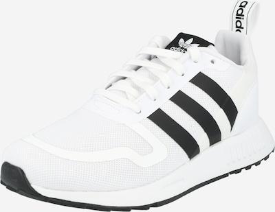 ADIDAS ORIGINALS Baskets basses 'Multix' en noir / blanc, Vue avec produit