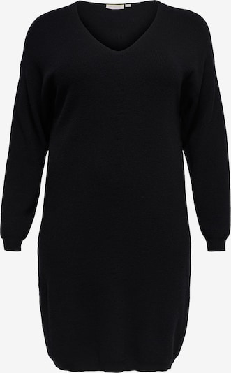 ONLY Carmakoma Kleid 'ESLY' in schwarz, Produktansicht