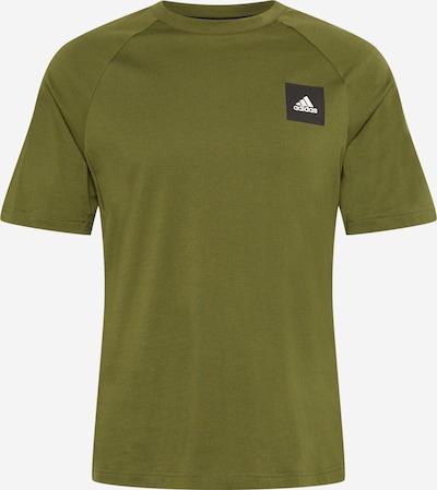 ADIDAS PERFORMANCE Camiseta funcional en oliva, Vista del producto