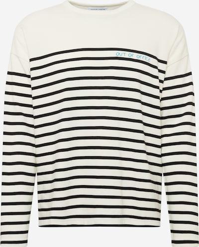 Maison Labiche Shirt 'SAILOR' in Black / White, Item view