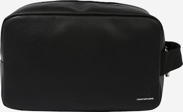 Calvin Klein Jeans Toiletry bag in Black