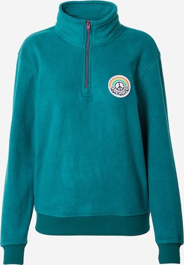 QUIKSILVER Sweater in jade, Item view