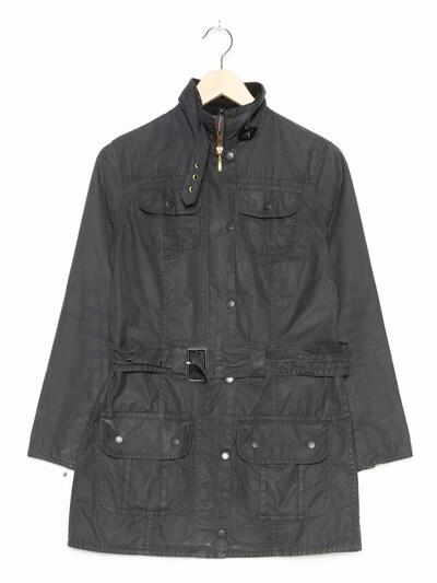 Barbour Mantel in M-L in schwarz, Produktansicht
