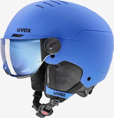 UVEX Helmet in Blue / Black, Item view