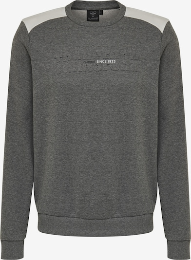 Hummel Sweatshirt in grau, Produktansicht