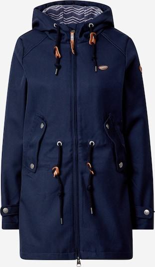 Ragwear Mantel in dunkelblau, Produktansicht