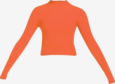 myMo ATHLSR Pullover in orange, Produktansicht