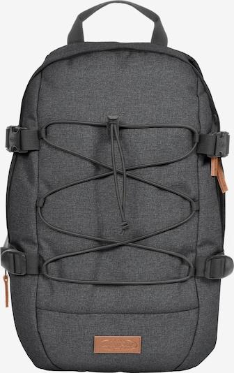 EASTPAK Rucksack 'Borys' in braun / graumeliert, Produktansicht