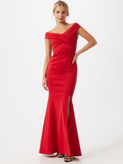 Lipsy Kleid in rot, Modelansicht