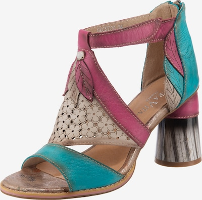 Laura Vita Sandals in Mixed colors, Item view