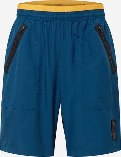 PUMA Спортен панталон в синьо / черно, Преглед на продукта