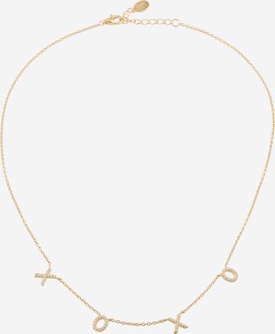 OHH LUILU Cadena en oro / blanco, Vista del producto