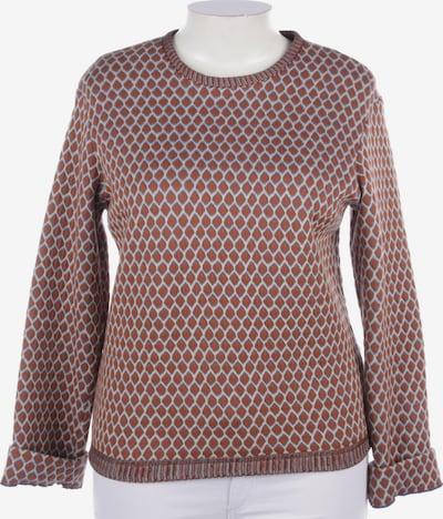 Odeeh Sweater & Cardigan in XL in Chocolate, Item view