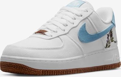 Nike Sportswear Σνίκερ χαμηλό 'Nike Air Force 1 '07 SE' σε μπλε / λευκό, Άποψη προϊόντος