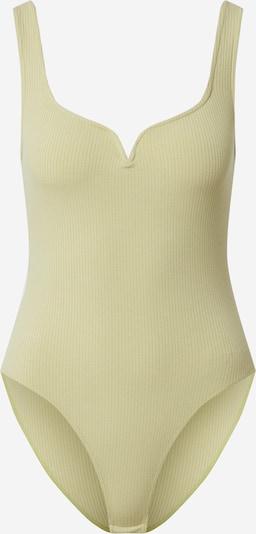 EDITED Bodytop 'Ayla' in grün, Produktansicht