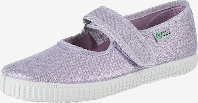 natural world Ballet Flats in Lilac, Item view