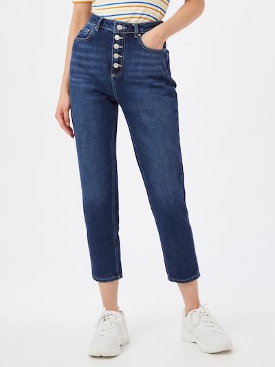 Jeans Trendyol pe albastru, Vizualizare model