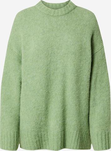 EDITED Kampsun 'Elyse', värv roheline