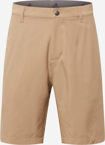adidas Golf Sports trousers in Beige
