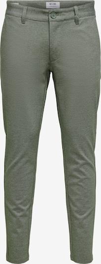 Kelnės 'Mark' iš Only & Sons, spalva – rusvai žalia, Prekių apžvalga