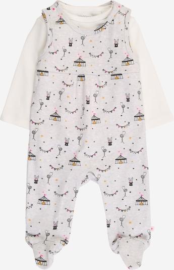 STACCATO Strampler+Shirt in mischfarben / weiß, Produktansicht
