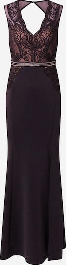 Lipsy Kleid in puder / schwarz / silber, Produktansicht