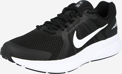 NIKE Sportovní boty 'Run Swift 2' - černá / bílá, Produkt