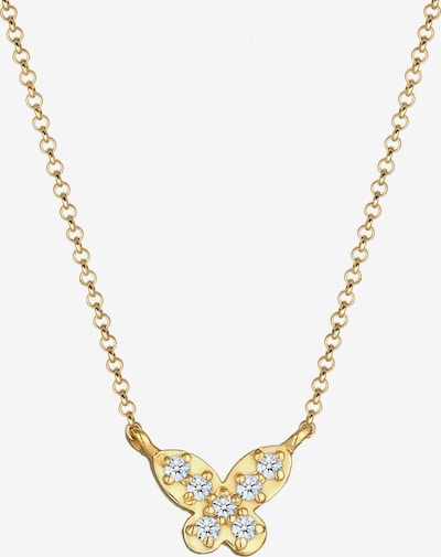 Diamore Ketting in de kleur Goud, Productweergave