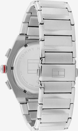 TOMMY HILFIGER Uhr in silber, Produktansicht