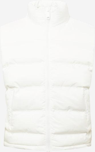 WEEKDAY Weste 'Kip' in offwhite, Produktansicht