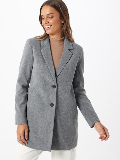VERO MODA Přechodný kabát - tmavě šedá, Model/ka