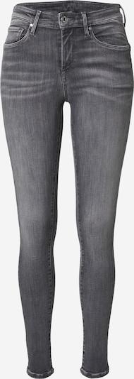 Pepe Jeans Jean 'ZOE' en gris denim, Vue avec produit